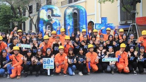 Earth Hour campaign starts in Hà Nội