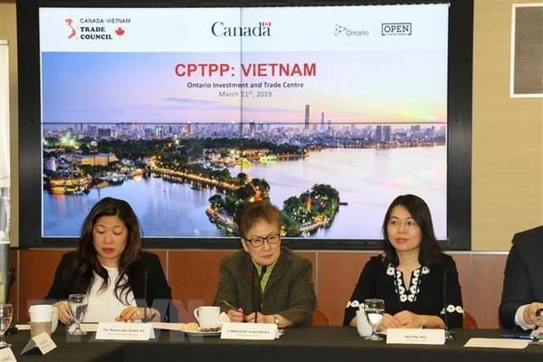 CPTPP helps drive Canadian firms interest in Việt Nam