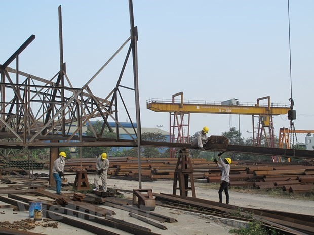 Rosy prospects for Việt Nams steel market in Q1