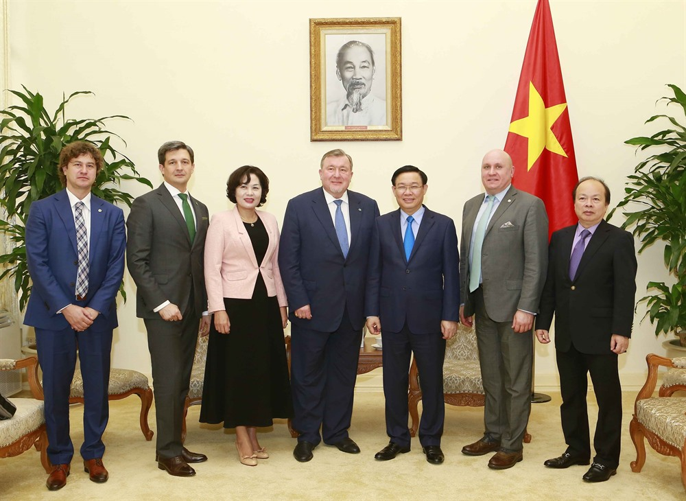 VN to take further action in IIB