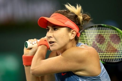 Top-ranked Osaka Halep crash out of Indian Wells