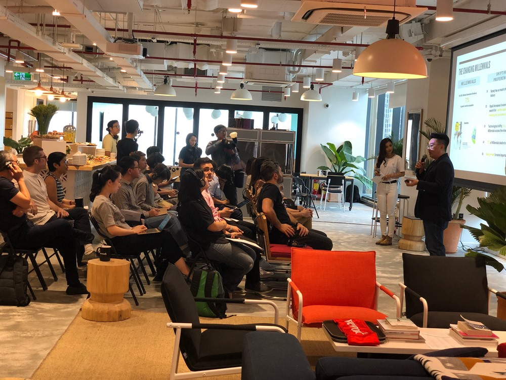 First WeWork co-working office opens in Việt Nam