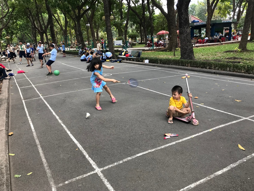 HCM City touts exercise for a healthier population