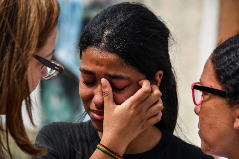 Eight killed in Brazil school shooting two suspects dead