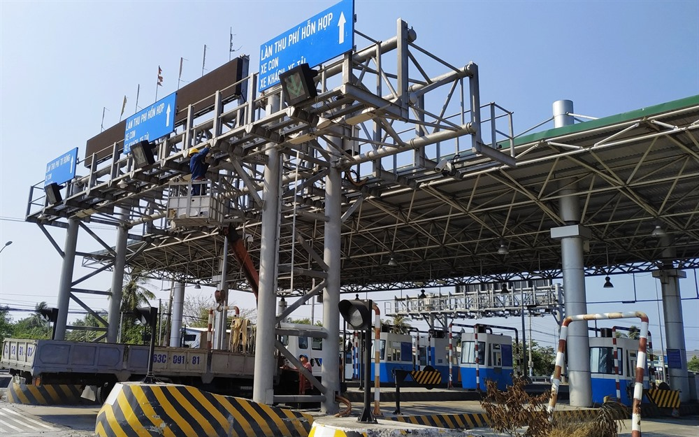 Cai Lậy toll station to reopen