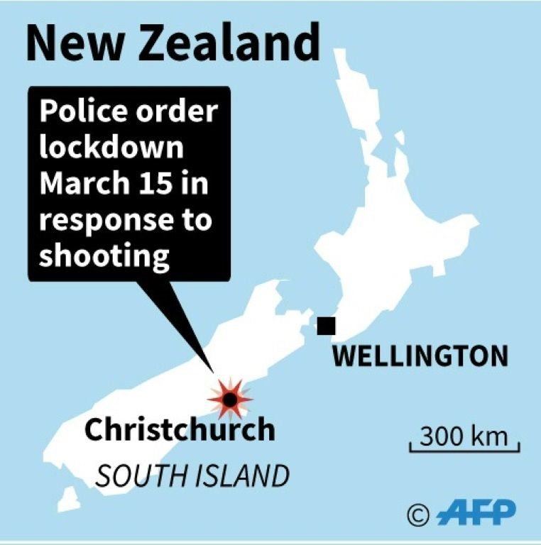 Reports of dead as New Zealand police hunt active mosque shooter