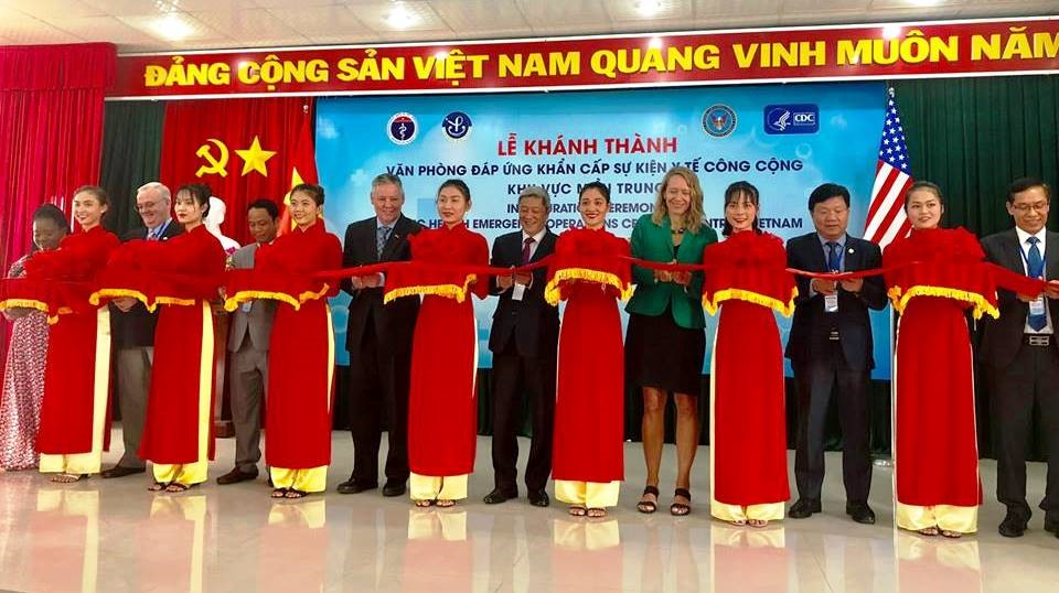 Việt Nam inaugurates emergency health centre