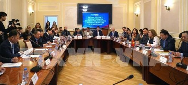 Vietnamese Russian firms exchange co-operation opportunities