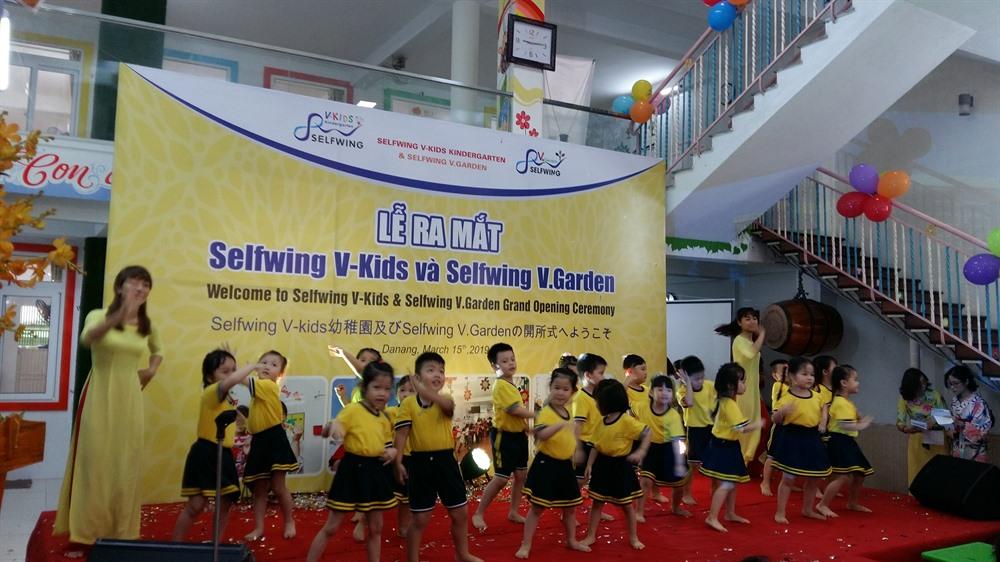 Japanese-style kindergarten debuts in Đà Nẵng