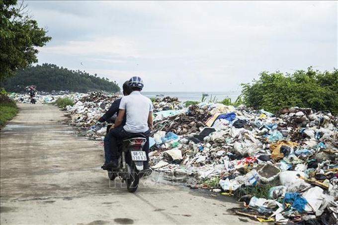 Rural waste is a growing problem