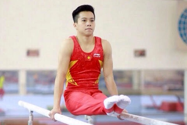 Tùng Thành to seek Olympic berths at Gymnastics World Cup