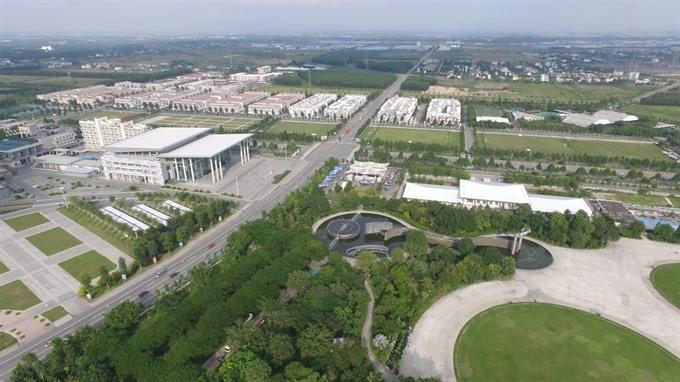 Bình Dương approves smart city plan
