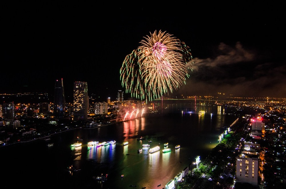 Rivers to tell stories at Đà Nẵng Fireworks Festival