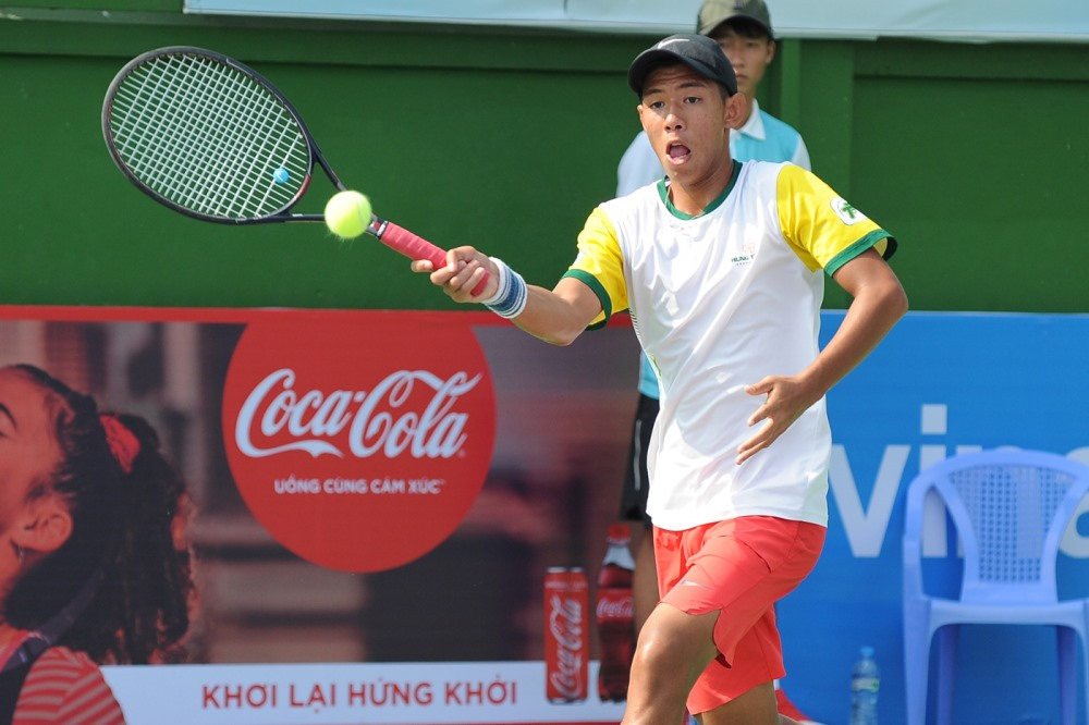 Young tennis players to compete at Junior Tour 1