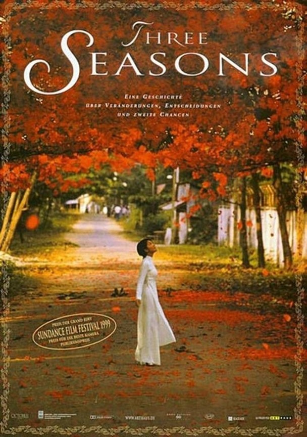 FVH Film Night presents 'Three Seasons