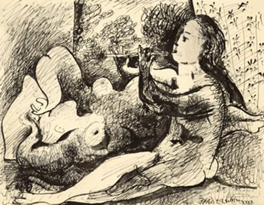 New Yorks MoMA sells rare Picasso drawing in Paris