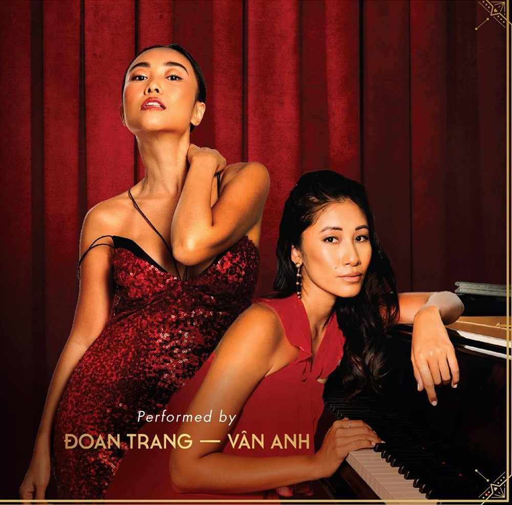 Vietnamese-Australian pianist performs with local vocalist