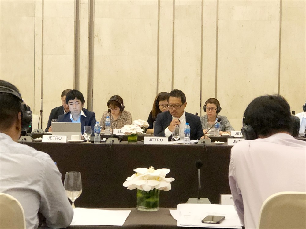 Japanese firms want VN to ease inspection procedures for their exports