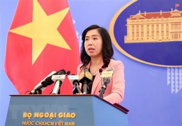 Việt Nam opposes Taiwans live-fire drill around Ba Bình Island