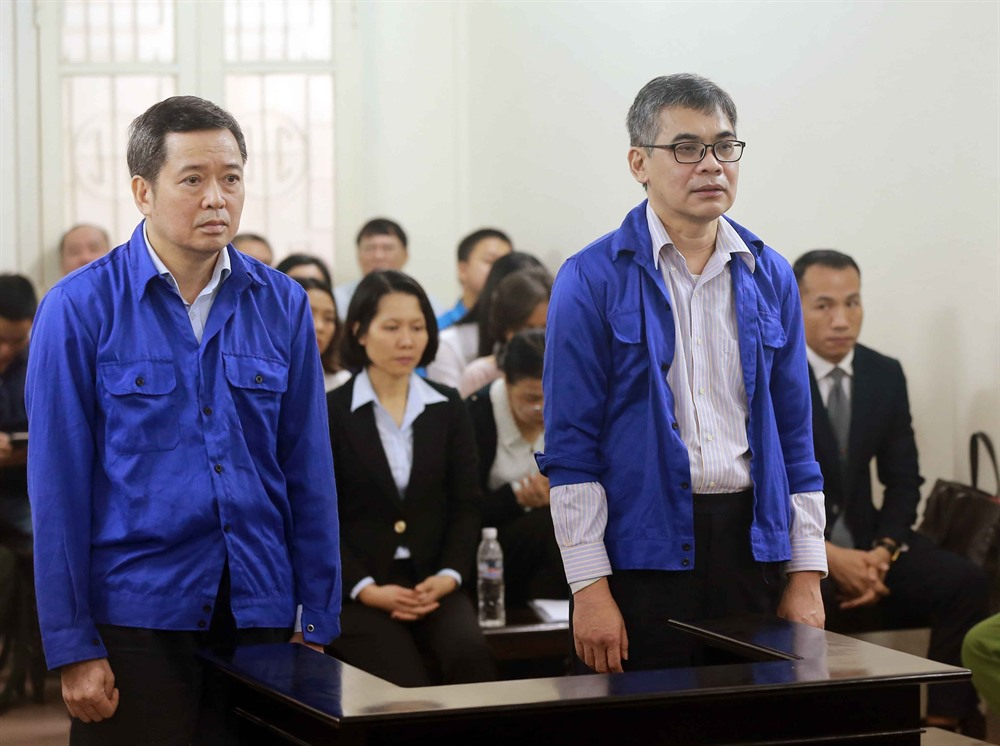 Trial of ex-leaders of Vietsovpetro charged with asset misappropriation begins