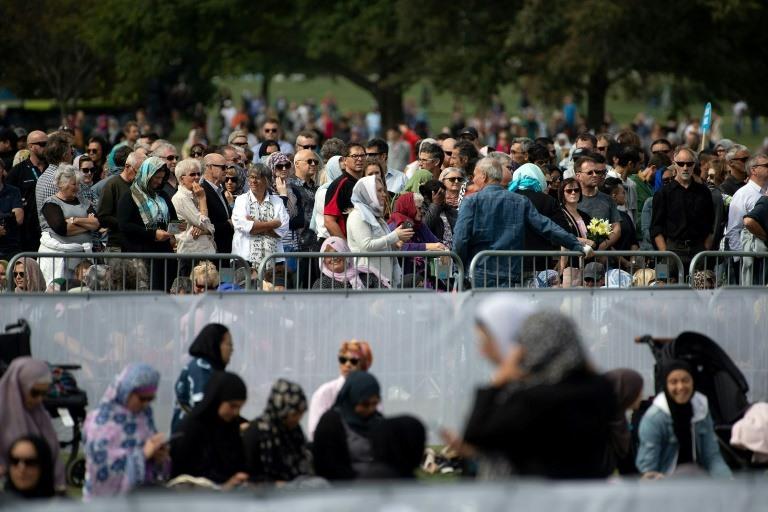 New Zealand prays falls silent a week after mosque massacres