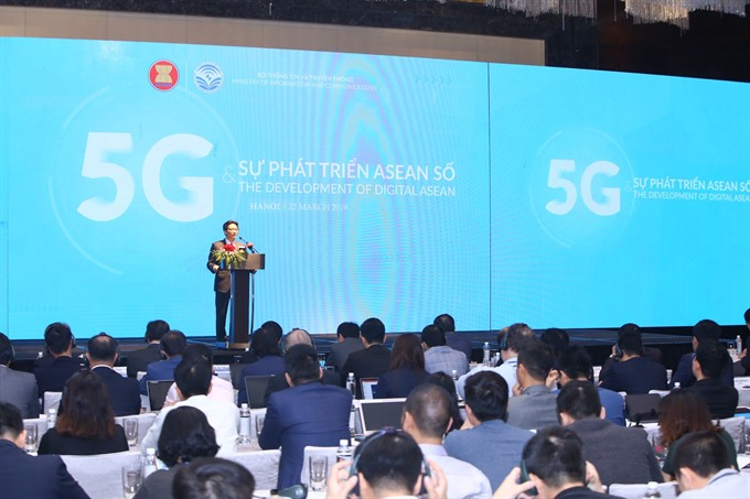 Co-operation can help ASEAN lead on 5G development