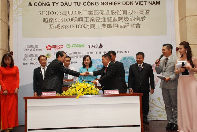 Taiwanese firms invest 30 million in Bình Phướcs industrial park