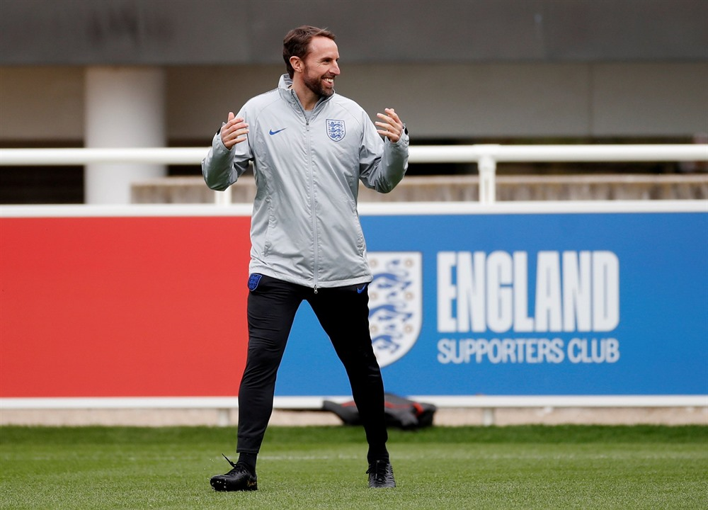 Southgate supports Rice amid IRA storm