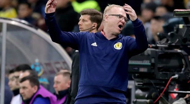 McLeish wont quit after horrible Scotland humiliation in Kazakhstan