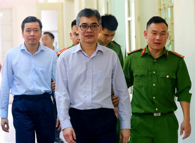 Verdict reached in misappropriation case at Vietsovpetro trial