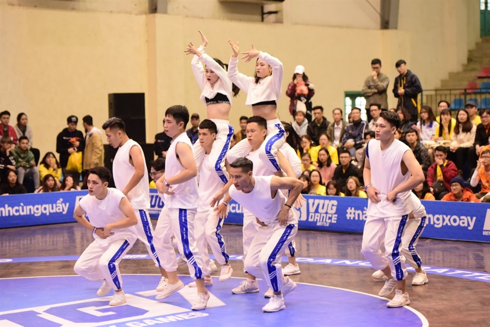VUG Dance Battle 2019 opens in Hà Nội