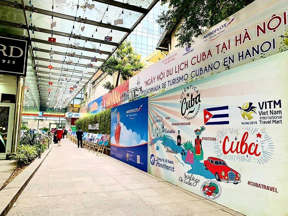 Cuban tourism culture on show in Hà Nội