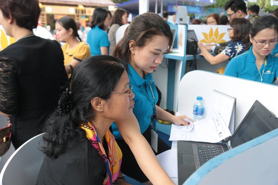 Vietnam Airlines and Jetstar Pacific offer discounts at Travel Mart 2019
