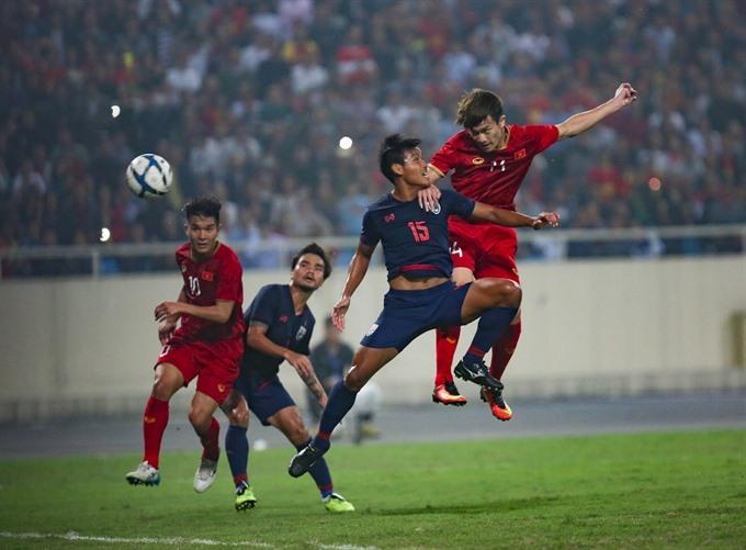 Việt Nam beat Thailand 4-0 win AFC U23 berth