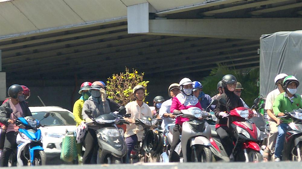 UV radiation index reaches high-risk level in HCM City