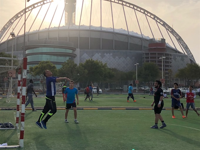 Qatar puts community first for World Cup