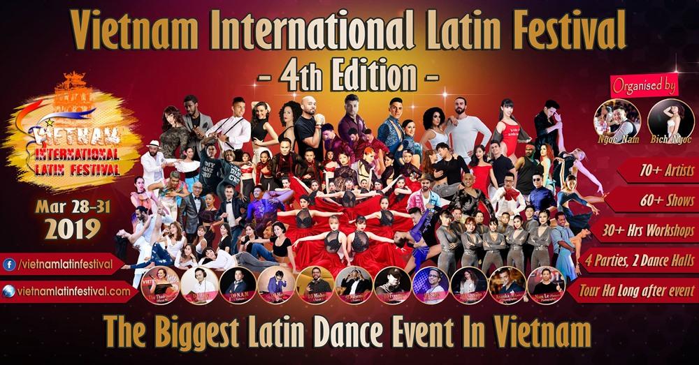 Latin dance fest to hit Hà Nội