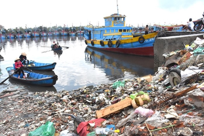 Bà Rịa-Vũng Tàu to spend 64m to dredge polluted channel