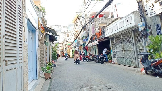 Alley expansion brings growth to HCM City