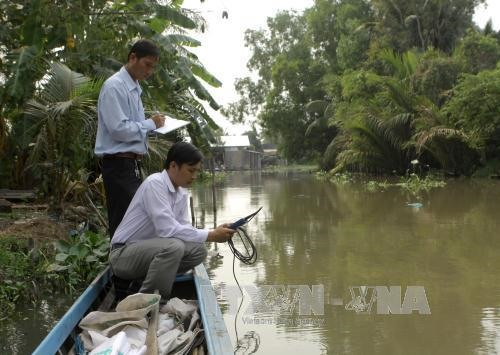 Mekong Delta to store water during dry season