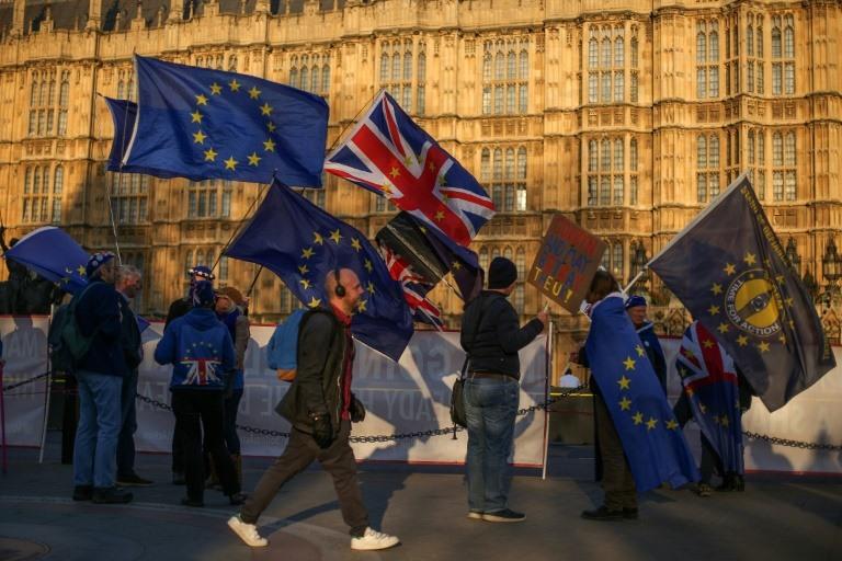 British PM pledges to quit to save Brexit plan