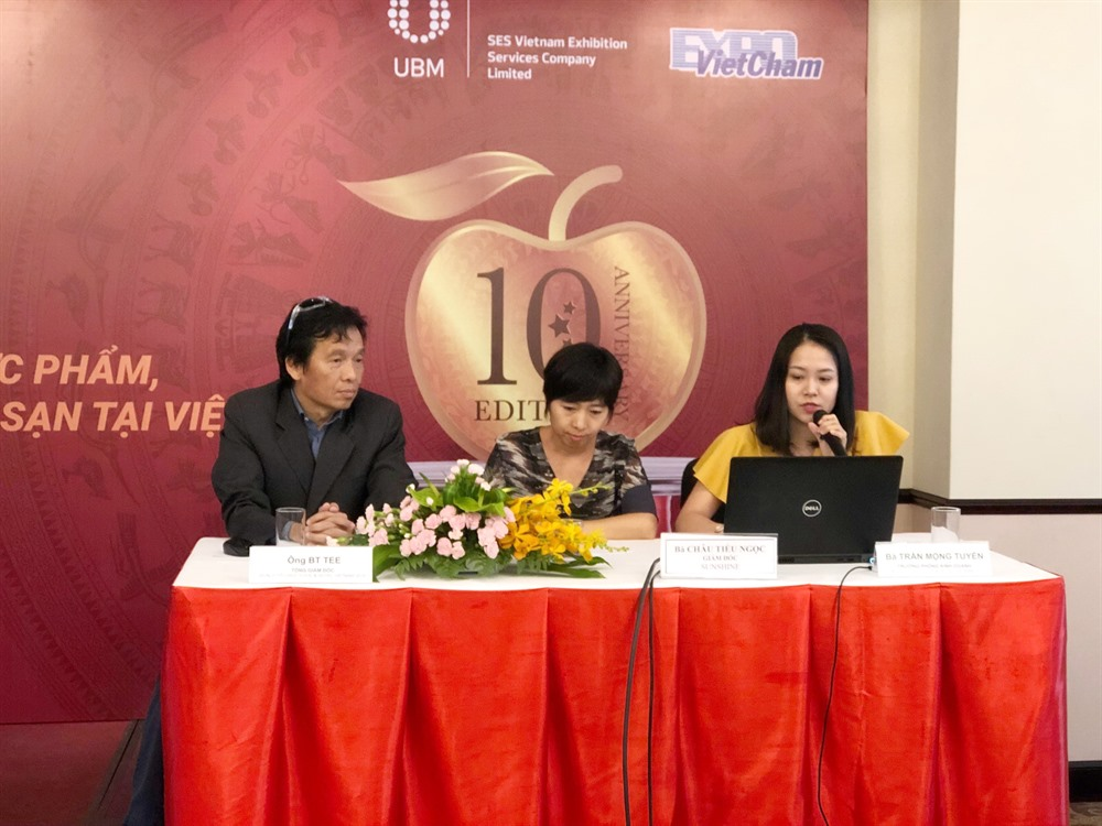 2019 Food Hotel Vietnam attracts 630 local foreign exhibitors