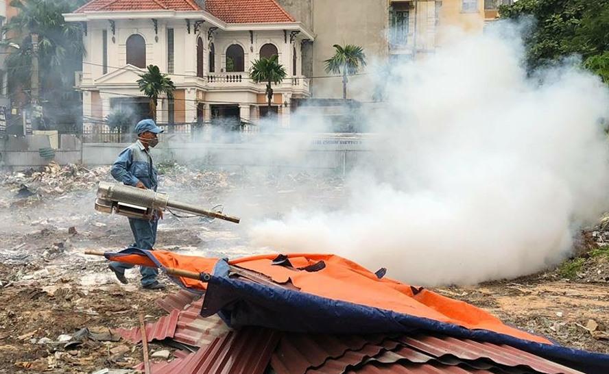 Hà Nội still wary of dengue fever
