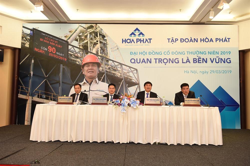Steel producer Hòa Phát targets US3 billion revenue
