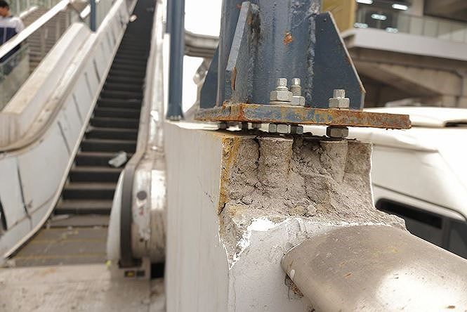Damage on Cát Linh-Hà Đông metro line to be checked repaired