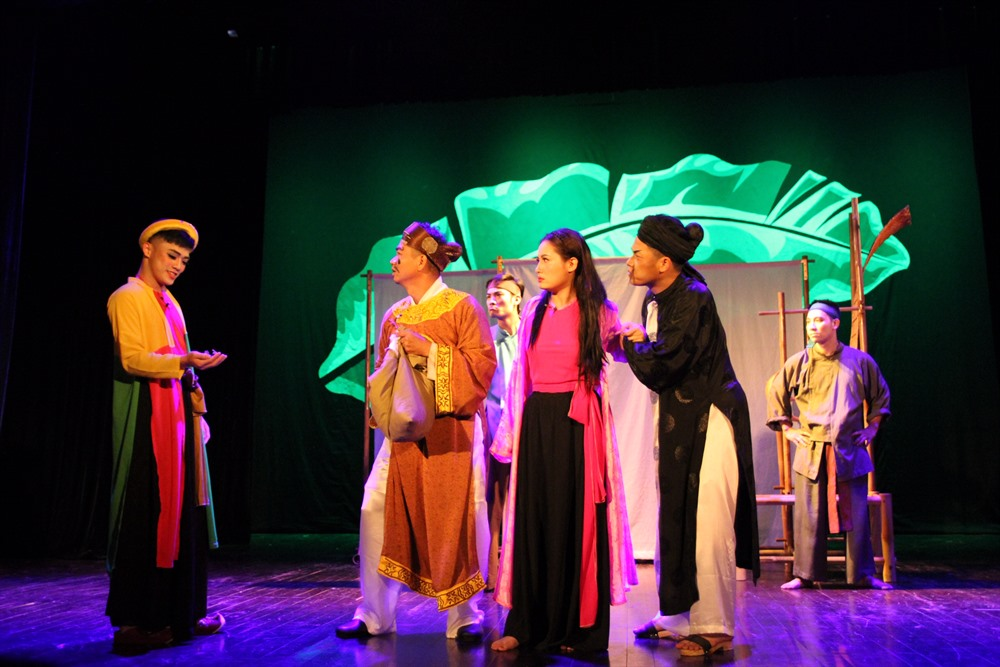 Vietnamese drama takes the stage in Europe