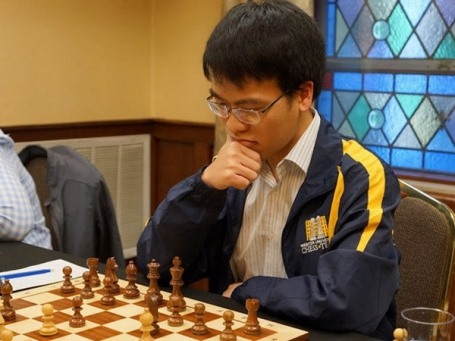 Liêm wins seventh round at Sharjah Masters