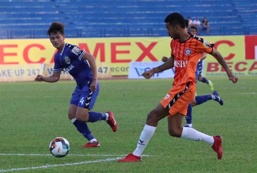 Bình Dương beat Đà Nẵng in V.League 1