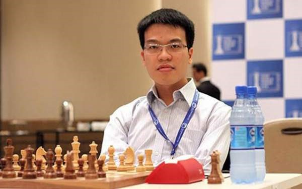 Liêm wins first round at Spring Chess Classic