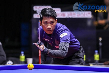 Nại enters semi-finals of Survival 3C Masters